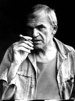 Milan KUNDERA - básník, spisovatel Èeskoslovensko